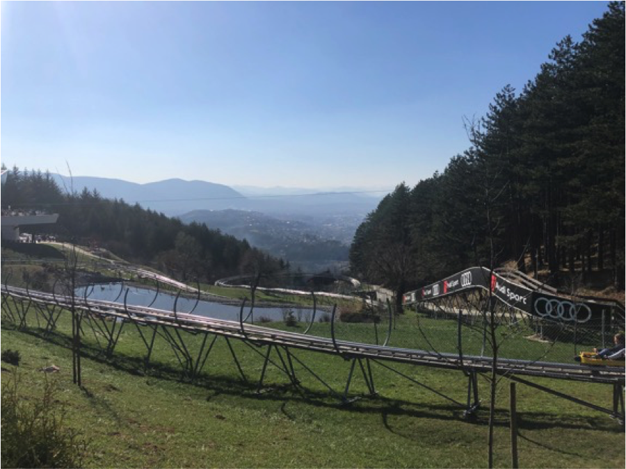 Visit Bosnia, Sunnyland