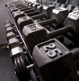 weight training page