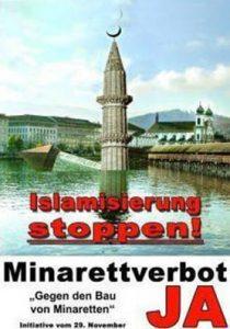 Swiss Vote Poster