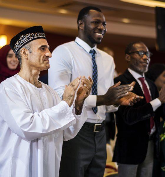 African American Muslimss