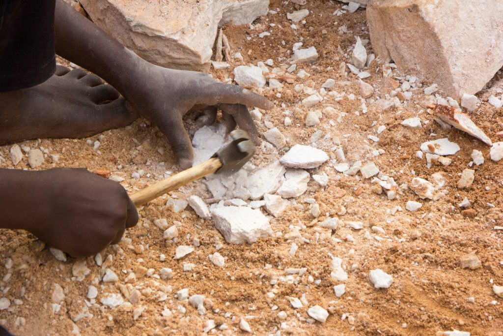African mines