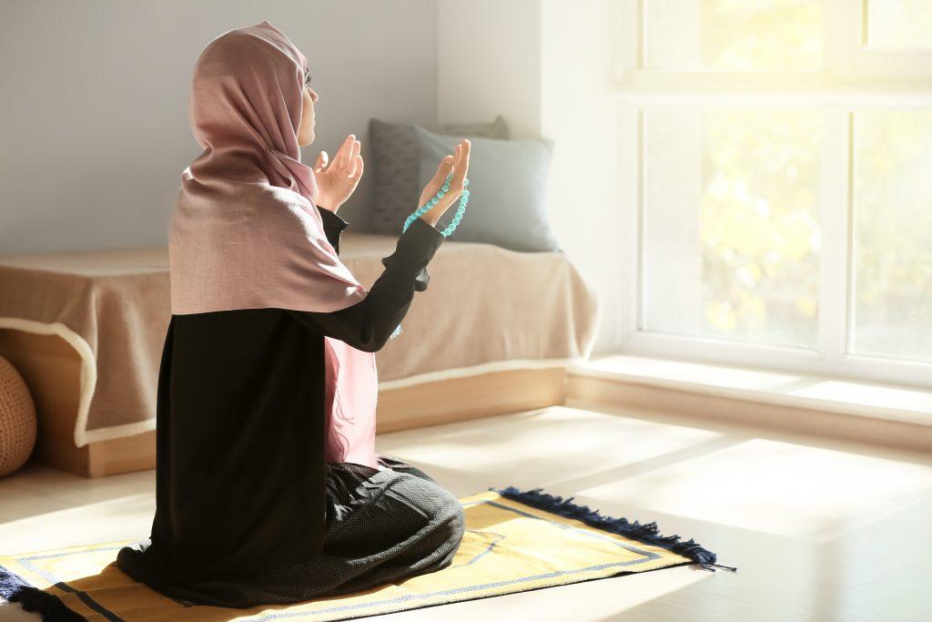 period in Ramadan pray