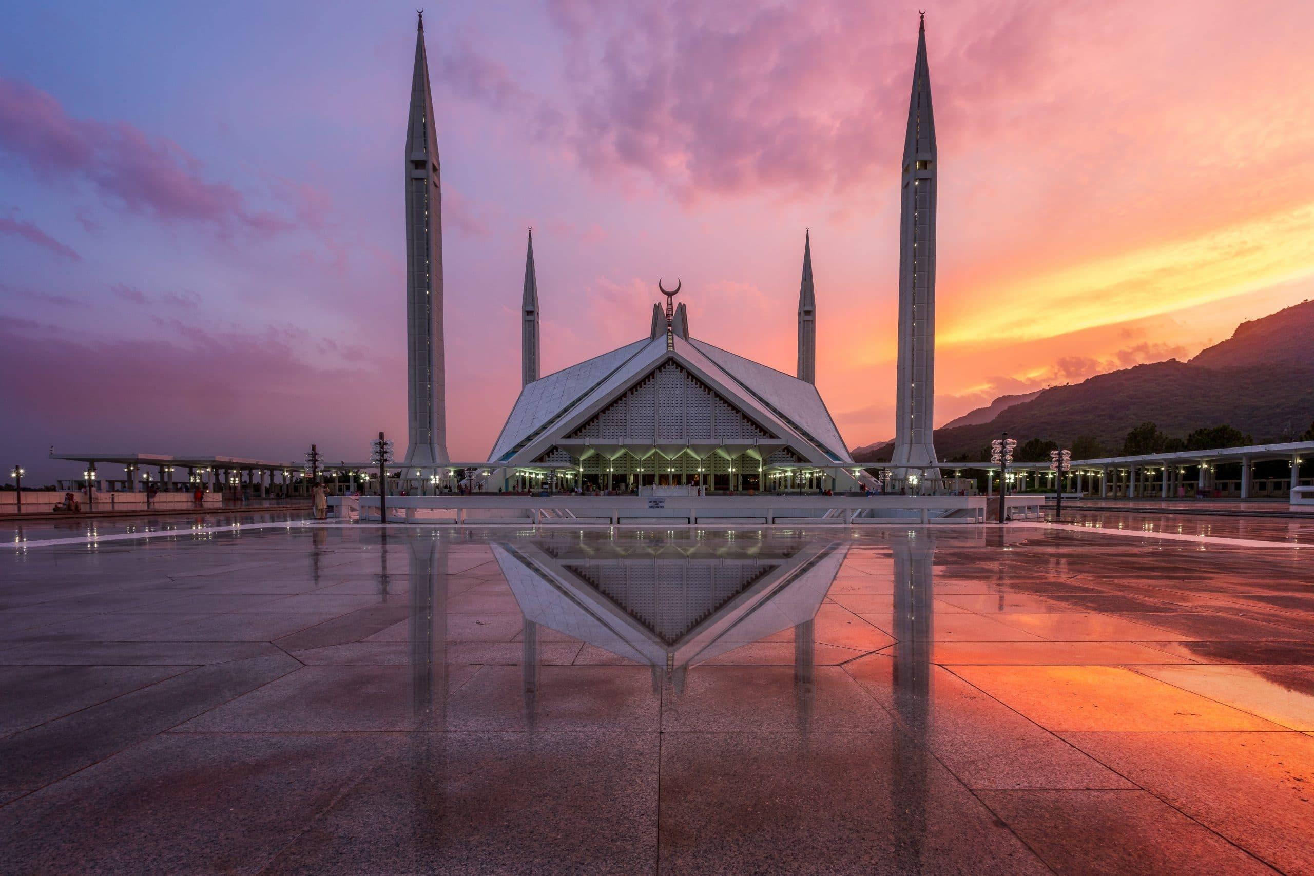 Pakistan masjid