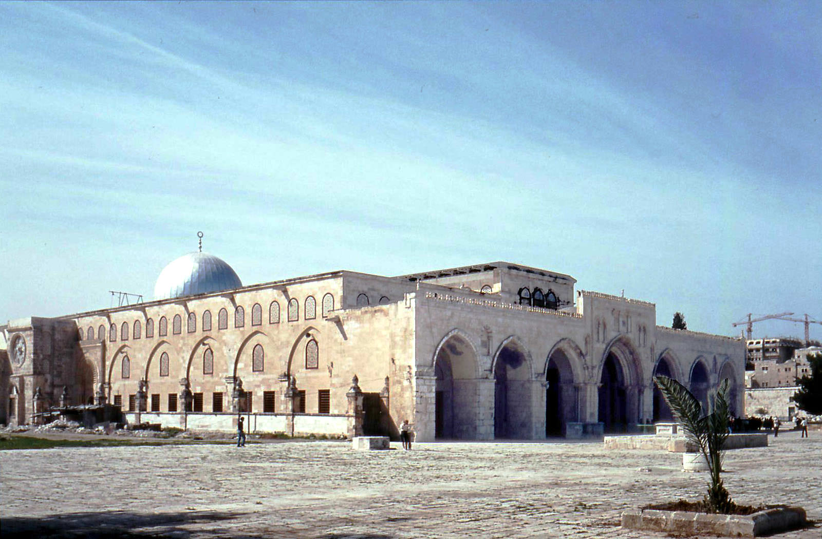 8 Things You Didn T Know About Masjid Al Aqsa Muslimmatters Org