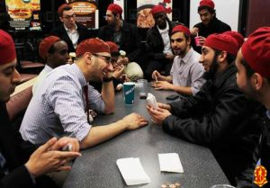 First Muslim Fraternity in the US
