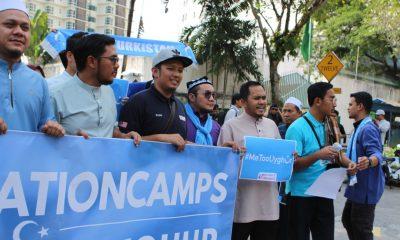 Free Uyghur Malaysia
