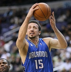 Turkoglu helped Orlando reach the 2009 NBA Finals.
