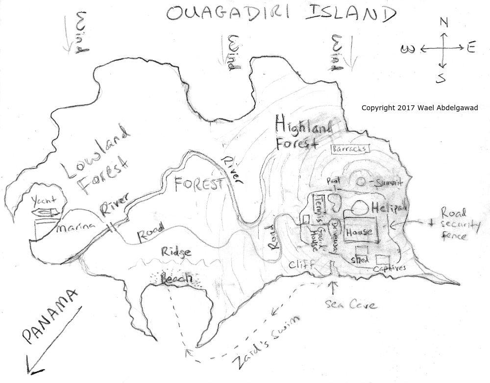 Ouagadiri Island