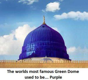 Purple Dome