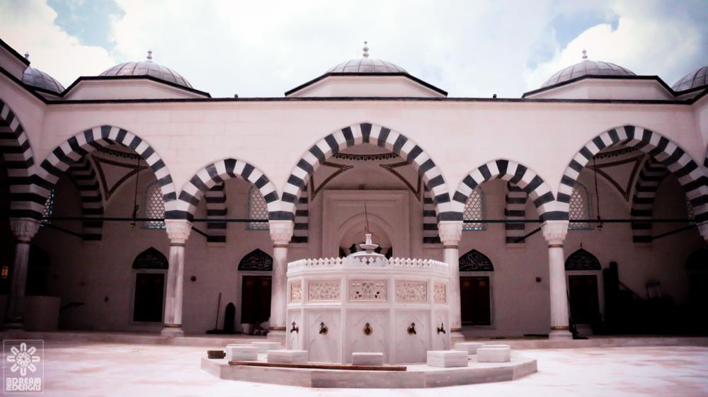 Turkish Mosque-2