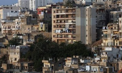Beirut apartment buildings