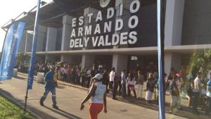 Estadio Armando Dely Valdes in Panama