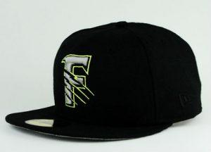 Fresno Grizzlies baseball cap