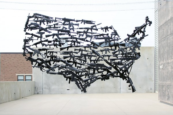 guns in America blacks