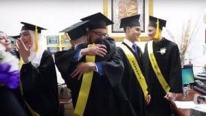 Islamic school graduation