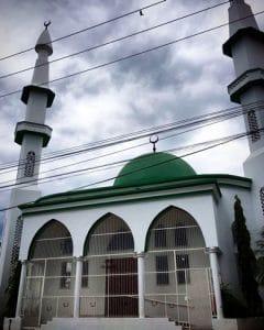 Jama Masjid, Panama