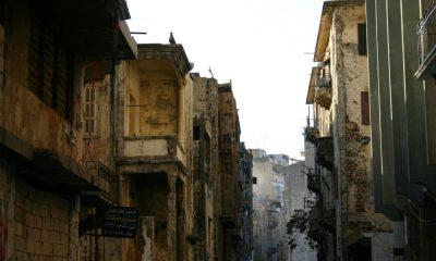Beirut Green Line civil war