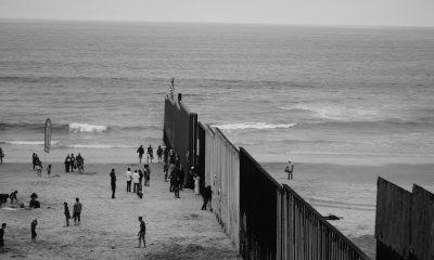 border wall in tijuana