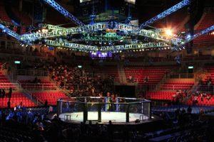 MMA ring