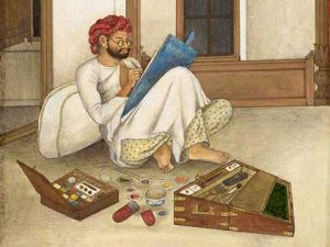 mughal scholar