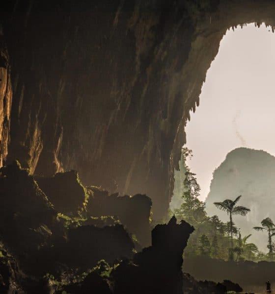 Caves of Borneo