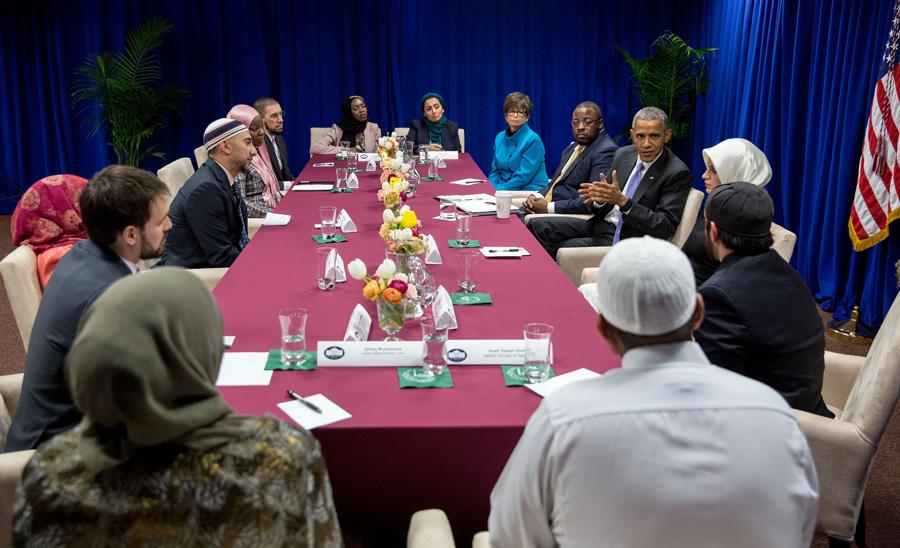 obama roundtable
