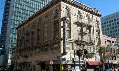 Odd Fellows Temple, San Francisco