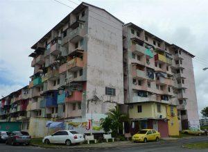 Apartment building in Panama City, Panama