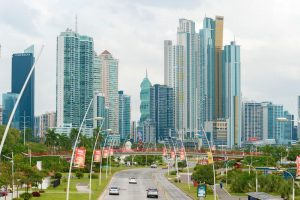 Panama City, Panama high rises
