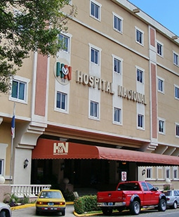 Hospital Nacional, Panama