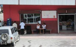 Panama mini market