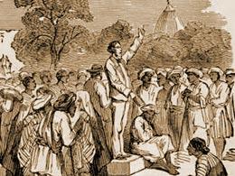 preaching-at-hindu-festival