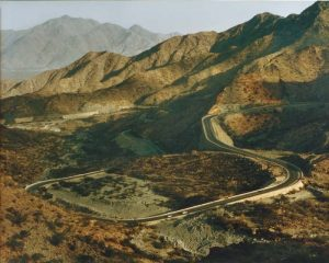 The road to Taif