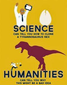 science vs art