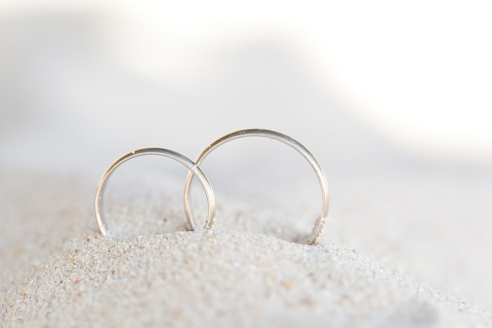 2 Rings in the Sand