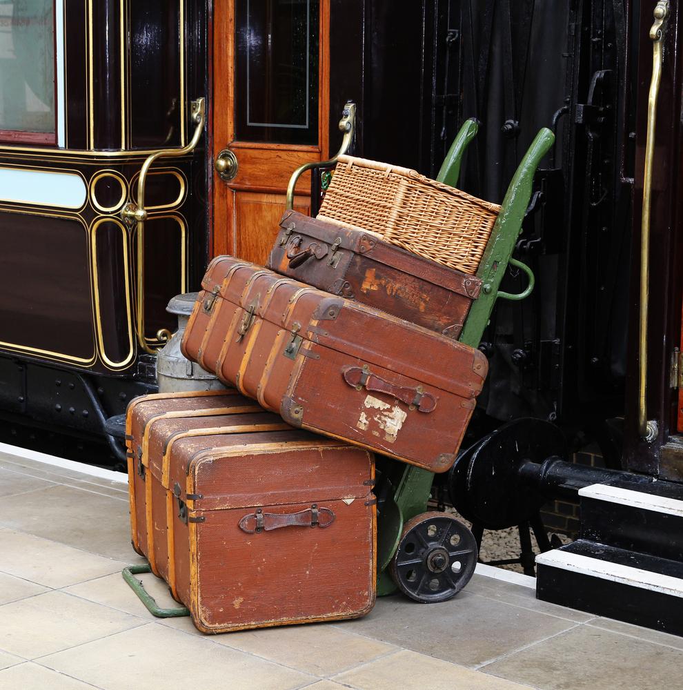 convert baggage