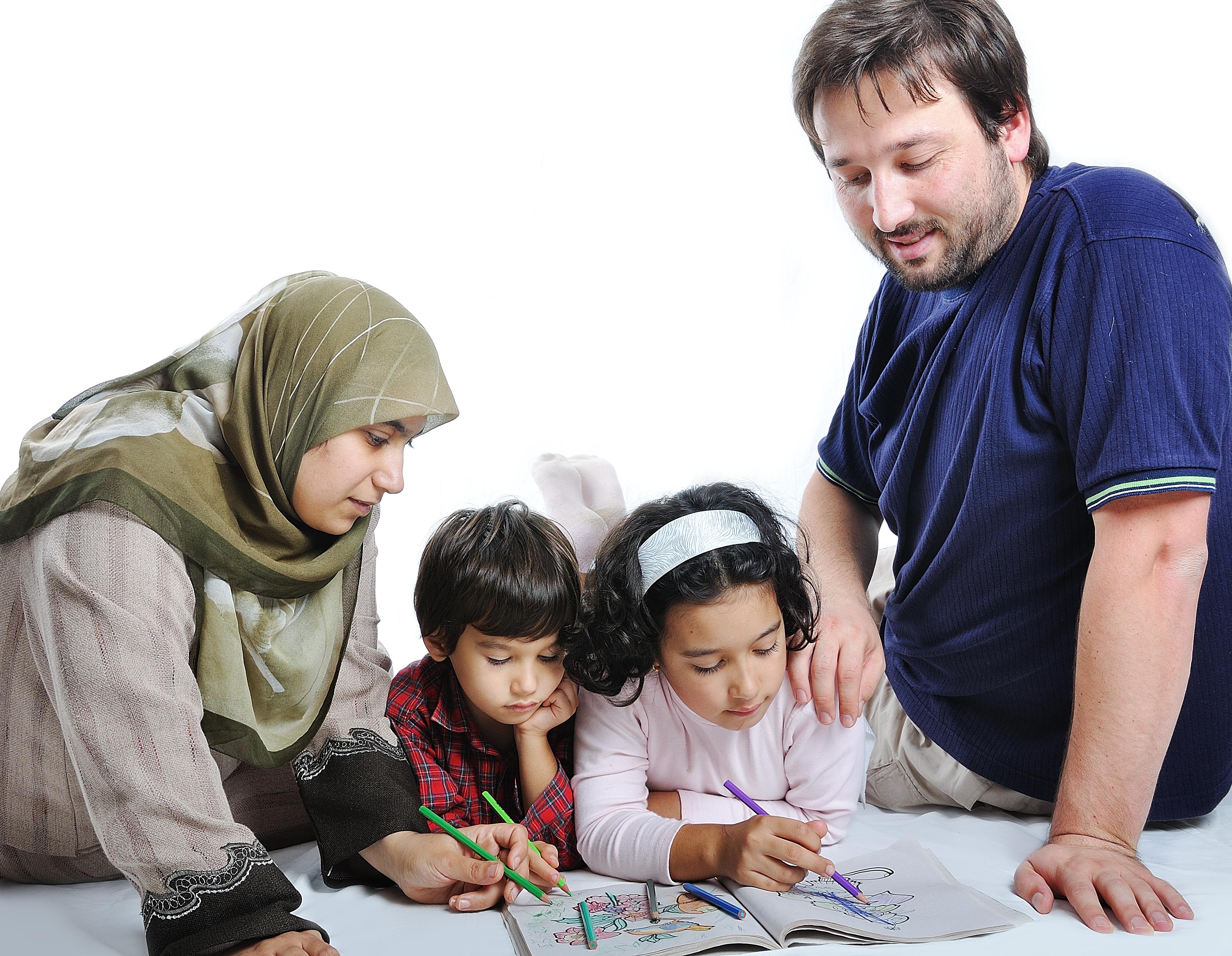 Islam Muslim marriage