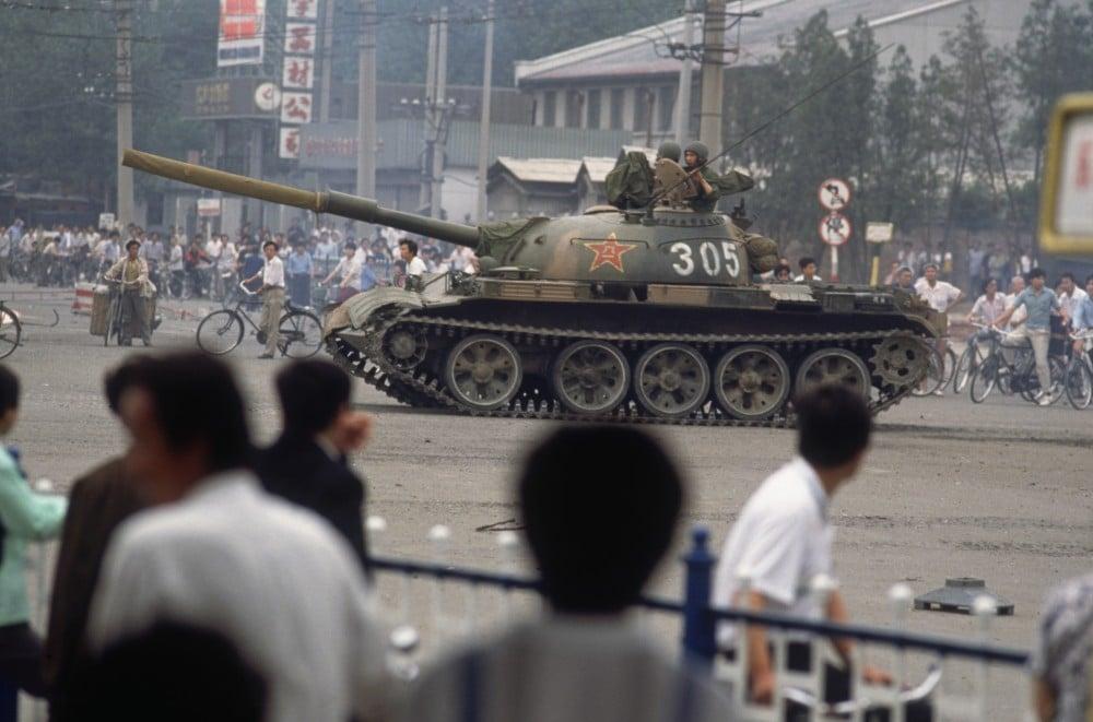 Tienanmen Square massacre