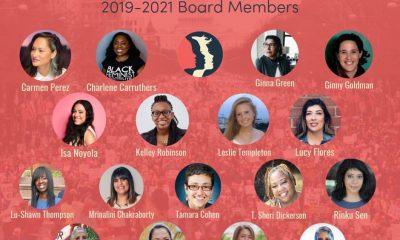 Women's March Board